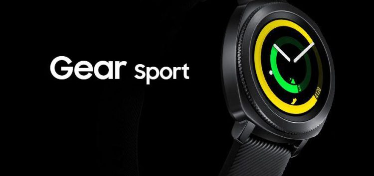 New Samsung Gear Sport update rolls out, disables automatic alarm sync