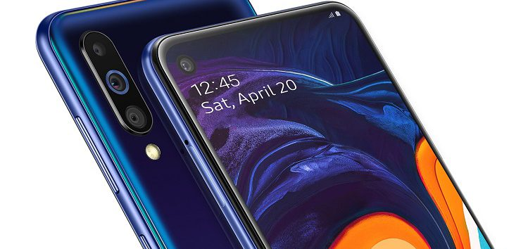 [Updated] Samsung Galaxy J6 & Galaxy A60 Android 10 (One UI 2.0) update starts rolling out with March security patch
