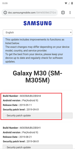 Galaxy-M30-Sep-patch
