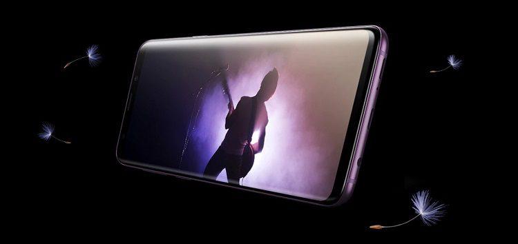 U S  unlocked Galaxy S9 update brings Night mode & QR code
