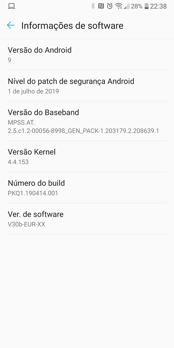 New LG V30 Android Pie-based updates in Europe & Canada