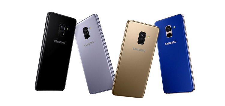 Samsung Galaxy A8, A8+ (2018) November security update rolling out