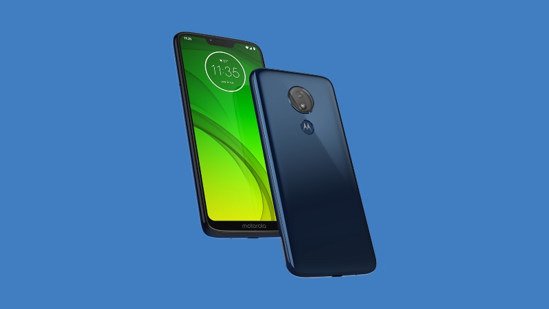 Motorola Moto G7 Android 10 update expected to arrive in Q2