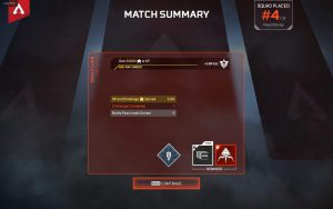 Apex Legends: Battle Pass bug preventing players to rank up