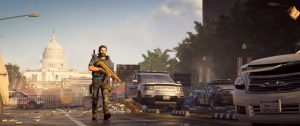 The Division 2: Server Maintenance Status and Patch Notes