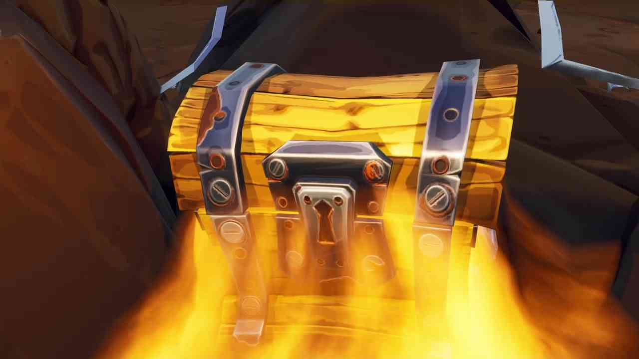 Fortnite Season 11 Chapter 2 Chest Spawns Locations Map Revealed On Twitter