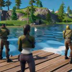 Fortnite account ban warning issue while picking up downed enemies addressed by Epic Games