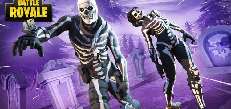 Fortnitemares 2019 Fortnite Halloween Themed New Zombies