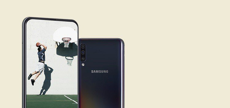 Galaxy A50 & Galaxy Fold 5G pick up new security patches, Galaxy Themes gets a new update too