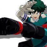 My Hero Academia Chapter 248: Izuku's new form