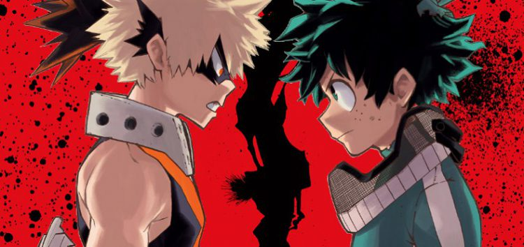 "My Hero Academia: Midoriya and Bakugo, the ""True Rivals"""