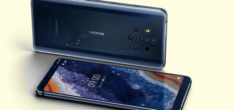 [Rolling out] Nokia 9 PureView Android 10 update imminent as hands-on video with internal build leaks