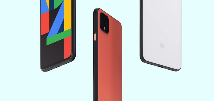 [Update: Fix upcoming for Pixel 5] Some Google Pixel 4/4 XL units experiencing battery indicator stuck glitch