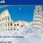 [Continuously updated] Ryanair website down and app not working due to technical issues