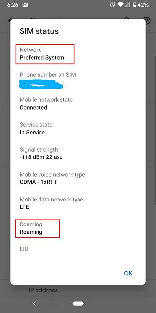 Verizon-Pixel-Android-10-bugs