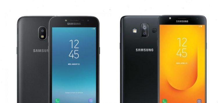 Samsung Galaxy J7 Duo & J2 Core starts receiving September security updates
