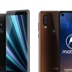 Xperia XZ3 starts getting October security update, Motorola One Vision also joins the club