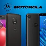 Motorola announces October update for Moto E6, Verizon pushes September patch for Moto E4