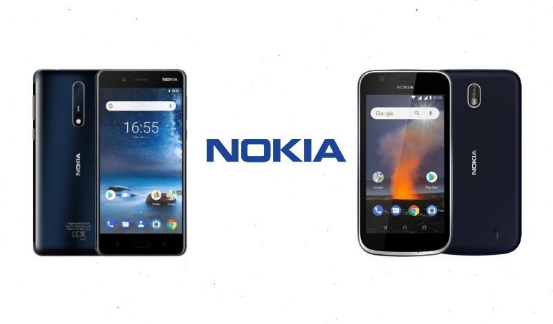 Nokia 1 & Nokia 8 October security update up for grabs