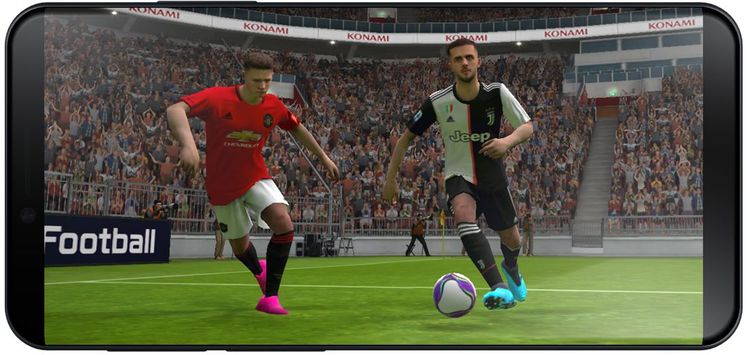[Updated] eFootball PES 2020 for iOS and Android released, but there is a catch