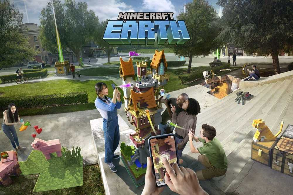 Minecraft Earth: New mobs added in lieu of ongoing launch