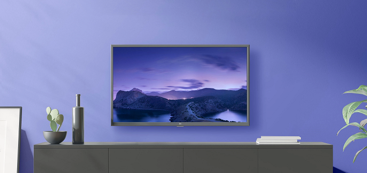 Xiaomi Mi TV 4A (32-inch & 43-inch) Android 9 Pie update announced with built-in Chromecast, Data Saver, & more