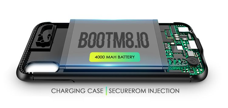 bootm8, a battery case that helps you jailbreak your iPhone, will soon go live