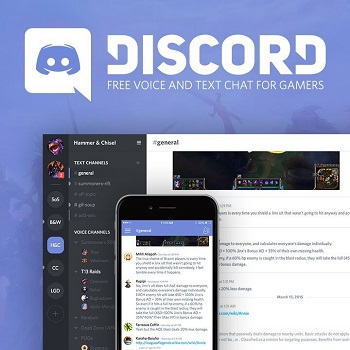 Discord App is popular among gamers