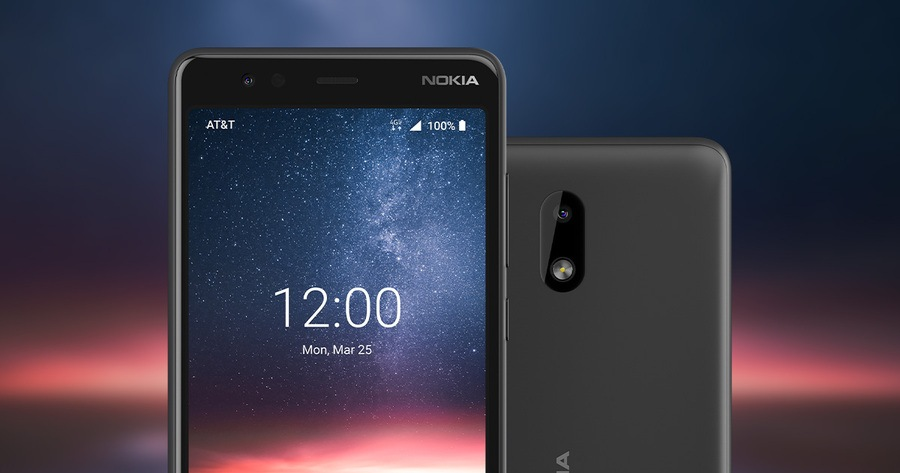 Nokia 3.1 A on AT&T getting October security update
