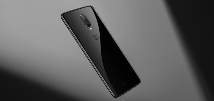 This may be our first look at OnePlus 6T in flesh