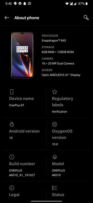 oneplus_6t_oos_10.0_about_device
