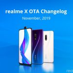 Realme X starts getting November security update globally with WhatsApp dark mode readability fix (Download link inside)