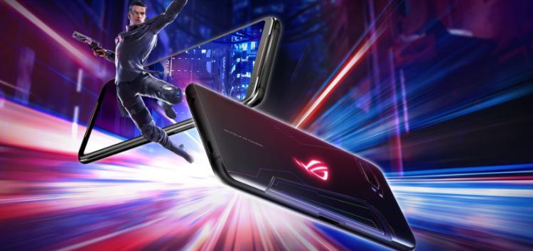 Asus ROG Phone II update adds AirTriggers slide gesture & October patch (Download link inside)