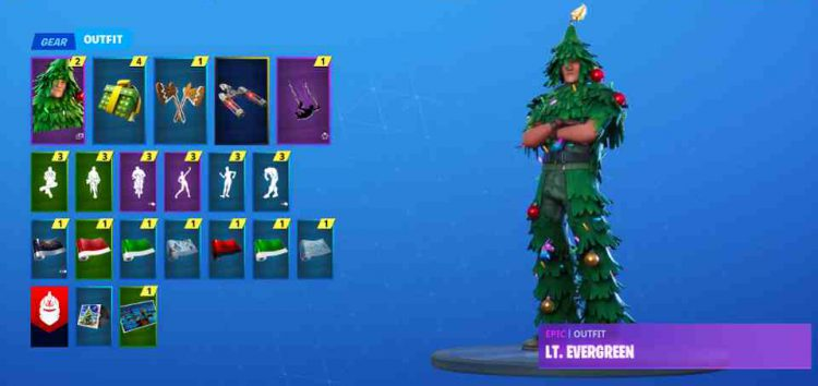 How to claim free Fortnite Lt. Evergreen skin on PC, PS4 & Xbox One