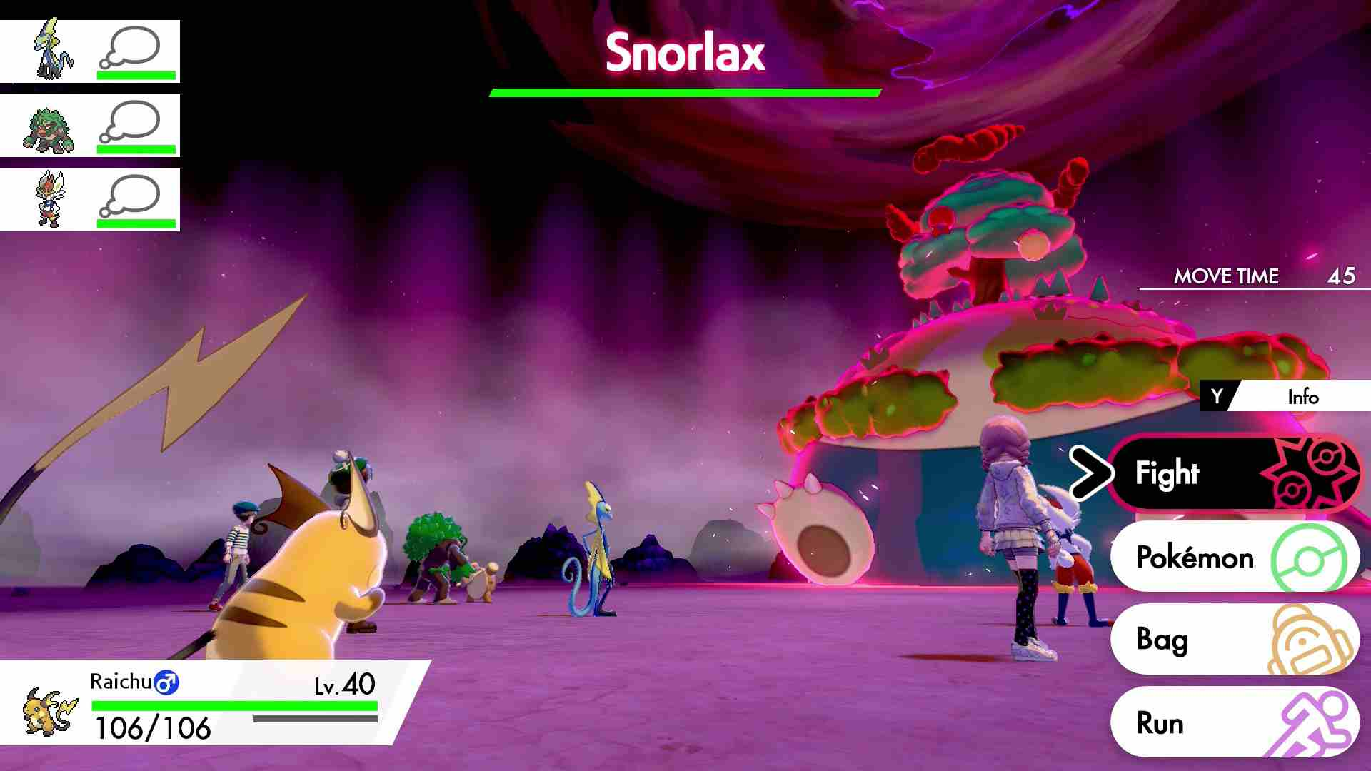 Pokemon Sword and Shield : How to get Gigantamax Snorlax in the game & its location