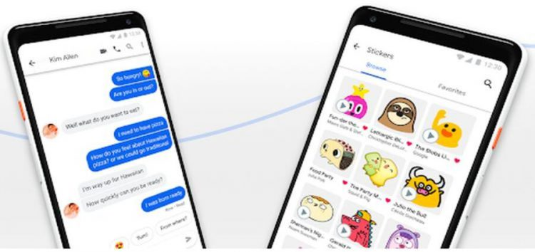 Google Messages not showing contact name for short code SMS, reportedly escalated to official support