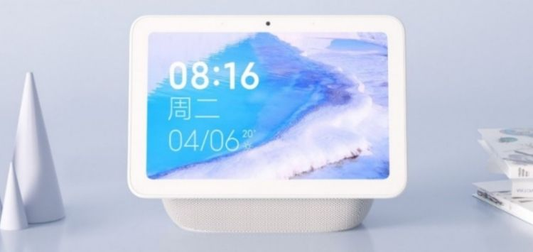 Xiaomi Mi AI Touchscreen Speaker Pro 8 up for grabs in China starting today