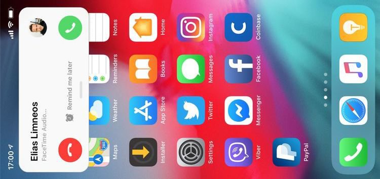 BREAKING: CallBar XS, the popular call UI jailbreak tweak, goes live for iOS 13