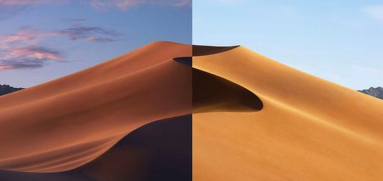 Decorate your iPhone with the dark mode aware dynamic wallpapers from macOS Mojave & Catalina