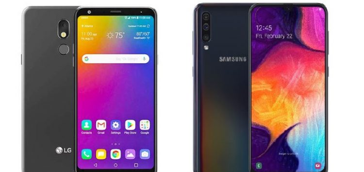 LG Stylo 5 & Samsung Galaxy A50 blessed with new security updates from Verizon