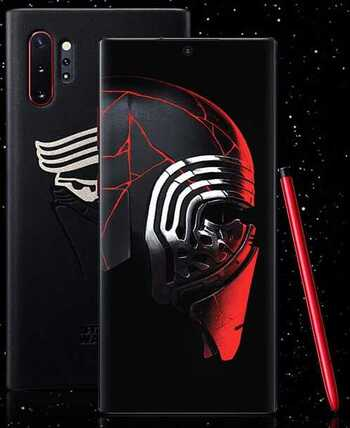 Breaking Get The Galaxy Note 10 Star Wars Special Edition Theme Ringtones Stickers On Any Samsung Phone Piunikaweb