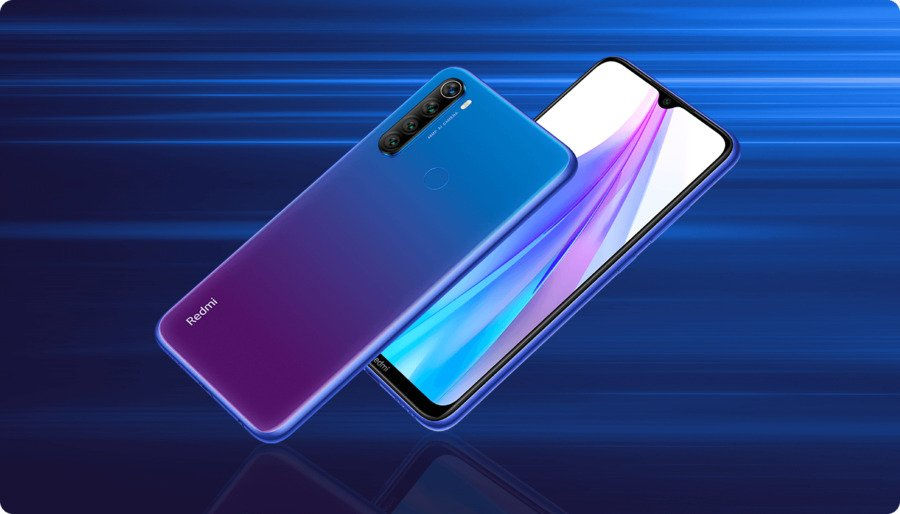Xiaomi Redmi Note 8T MIUI 12 update based on Android 10 arrives in Europe (Download link inside)