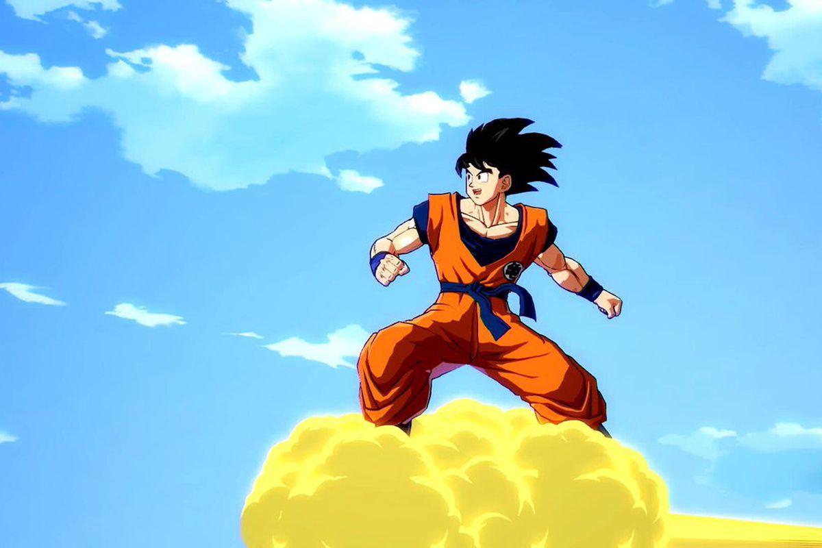 Dragon Ball Z : Kakarot - How to get off the Nimbus