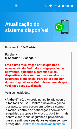 Moto-One-Vision-Android-10-update