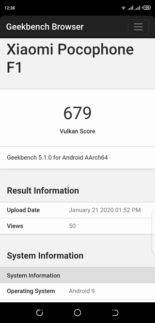Poco-F1-Vulkan-score-on-Android-Pie
