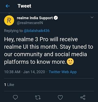 Realme-3-Pro-Realme-UI-update