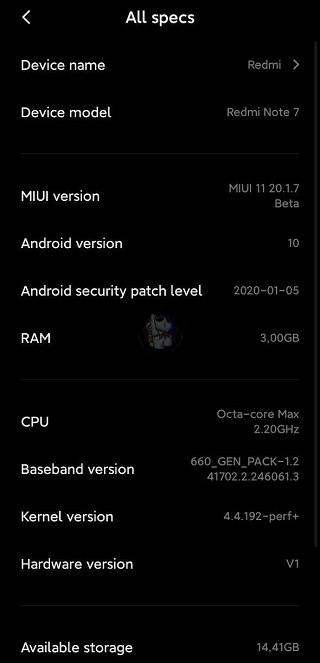 Redmi-Note-7-Android-10-beta-update