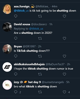 Cont Updated Us Uk India Ban Will Tiktok Shut Down In 2020 Here S What We Know About Tik Tok Shutting Down So Far Piunikaweb