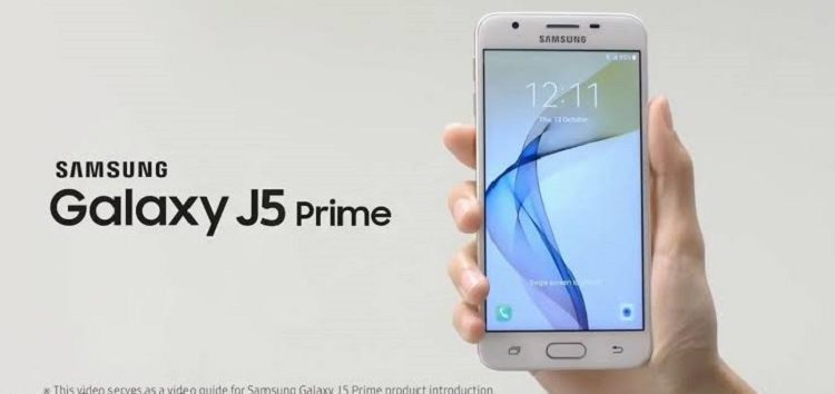 Samsung Galaxy J5 Prime from 2016 bags December security patch