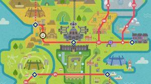 Pokemon Sword and Shield Interactive map (Pokemondens ...